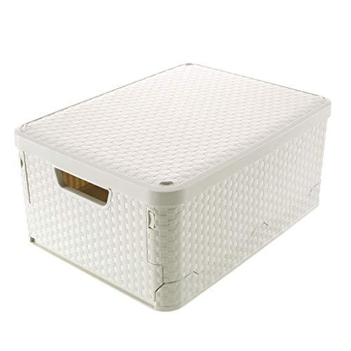 Aufbewahrungsboxen,Rifuli® Aufbewahrungsbehälter-faltender Behälter für Haushaltskleidungs-Aufbewahrungsbehälter Körbe Behälter Aufbewahrungsboxen Truhen AAufbewahrungsbehälter