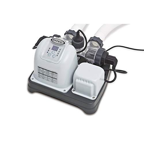 Intex Krystal Clear Saltwater System - Poolreinigung - Salzwassersystem - 12V - Bis zu 26,500L Pool