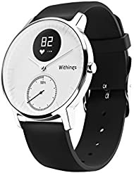 Withings Stahl HR Aktivitätstracker Uhr mit Herzfrequenz
