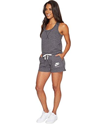 Nike Damen Jumpsuits / Jumpsuit NSW Gym Vintage Anthracite