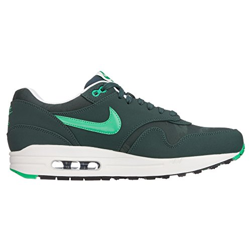 Nike Air Max 1 Essential, Sneakers Basses Homme Vert - vert