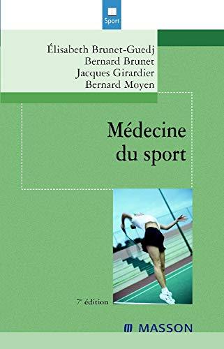Médecine du sport par Élisabeth Brunet-Guedj