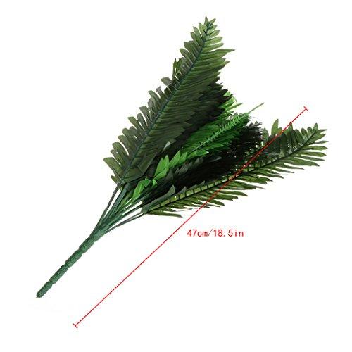 STOBOK 3pcs Model Trees Cycas Revoluta Mini Scenery Landscape