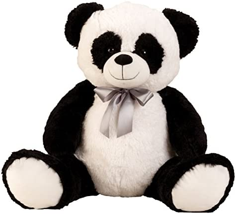 80a1027899641f Lifestyle   More Panda Géant XL Cuddly 80 80 Cuddly cm en Peluche Grand  Animal en