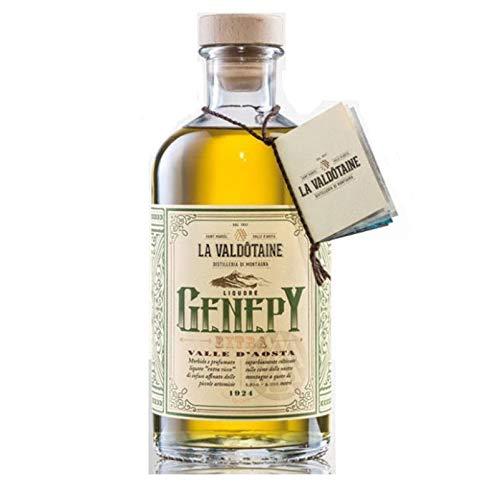 LA VALDOTAINE GENEPY EXTRA LIQUORE AL GINEPRO 70 CL
