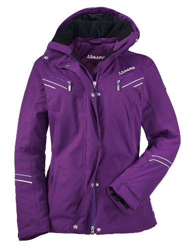 Schöffel Ferry-Veste de Ski-Femme Violet - Violet