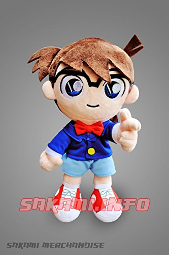 Unbekannt Detektiv Conan/Conan Edogawa Figurine en Peluche 27 cm