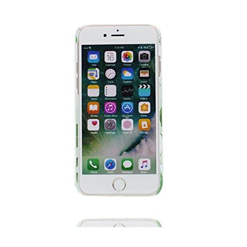 Custodia iPhone 7 Plus , Cover Case iPhone 7 Plus Copertura, TPU flessibile slittamento di polvere resistente ai graffi Original / elegante # 3