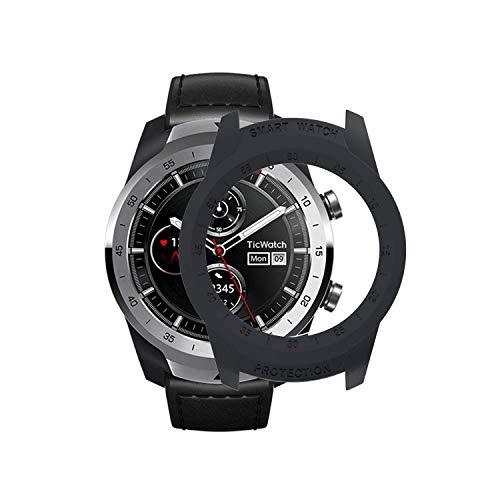 SIKAI Custodia Protettiva Cover Compatibile con TicWatch PRO Smartwatch...