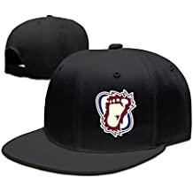 Hittings Colorado Avalanche Lion Cotton Cap Natural