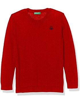 United Colors of Benetton Jungen Sweatshirt Sweater Long Sleeve,