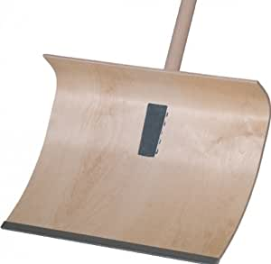 ADLUS Schneeschieber Holz 50 cm