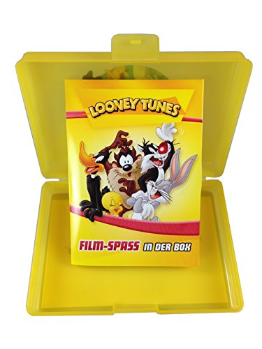 Looney Tunes : 3 DVDs in Frühstücksbox (Lunchbox) : Bugs Bunny Meisterwerke - Best Of Road Runner - Best Of Tweety & Sylvester (Of Best Bunny Bugs)