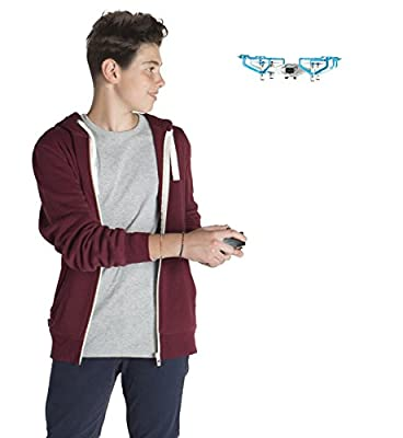 SilverLit 84774 - Drone with HD Camera and Follow Me Function - Selfie Drone - 4 Gyro Channels - 2.4 Ghz