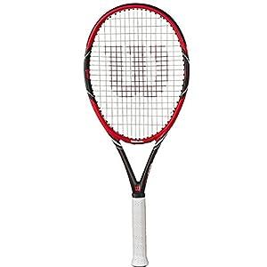 Wilson Federer Pro 105 Tennis Racket (All Grip Sizes) Review 2018