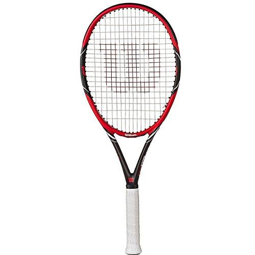 Wilson Federer Team–Racchetta da Tennis, Unisex...