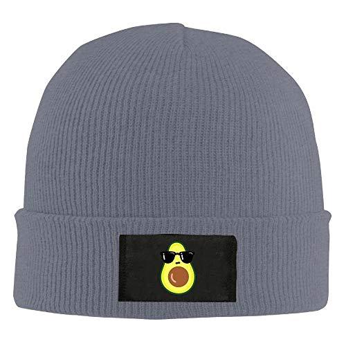 Haloxa Erwachsenen Schädel Mit Maske Elastische Strickmütze Winter Im Freien Warme Schädel Hüte One Size