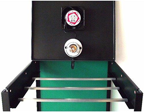 41t39BdwM%2BL - Biltong Maker Biltong Box Beef Jerky Dehydrator Biltong Spice with GREEN Back Panel, 100g FREE SPICE and Light Bulb