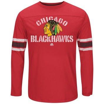 rt Longsleeve Chicago Blackhawks in Large (L) ()
