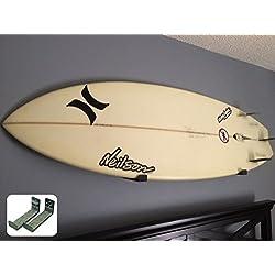 STORE YOUR BOARD StoreYourBoard Surf Nu | Support Mural Original pour Planche de Surf Minimaliste | Présentoir