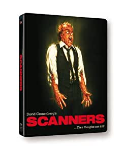 Scanners (Limited Edition Steelbook) (Blu-ray)