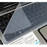 Universal Silicone Keyboard Protector Skin for Laptop 14.0