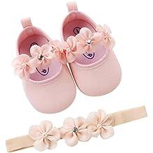 Amazon.es: zapatos para recien nacido niña - 4 estrellas y más