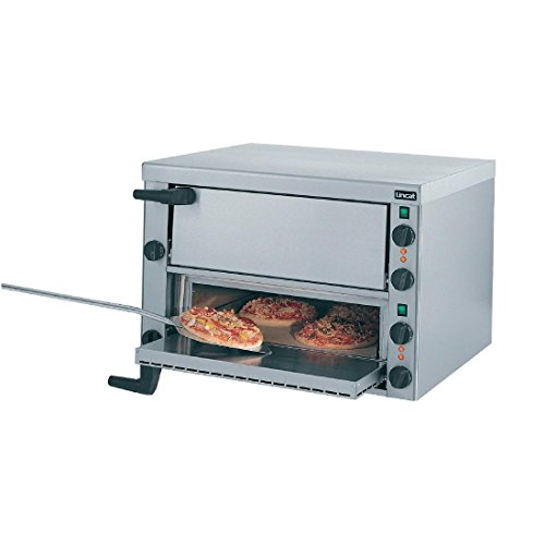Heavy Duty Double Electric Pizza Oven Commercial Kitchen Restaurant Cafe Pub School Chef