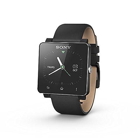 Sony Smartwatch 2 Montre connectée Bluetooth 3.0 / NFC noir