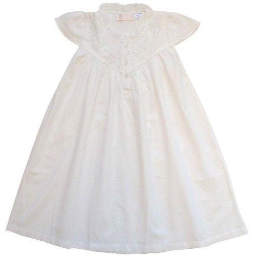 Nachthemd aus 100% Baumwolle-Powell Craft-Millie-Samen, Perlen, 4-5 Jahre (Baumwolle Stricken Nachthemd)