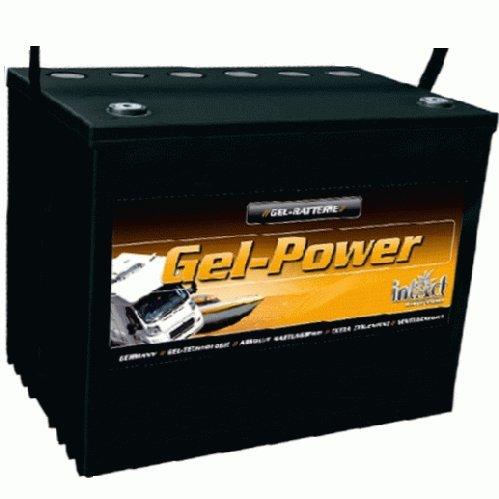 Preisvergleich Produktbild intAct Batterie GelPower GEL75 12V 75Ah Versorgungsbatterie