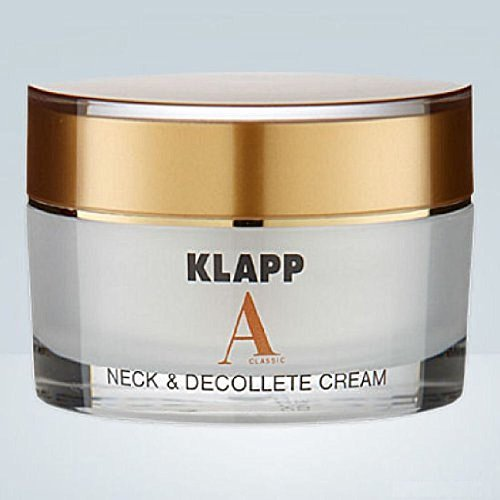 KLAPP A CLASSIC Neck & Decolleté Cream, 50 ml