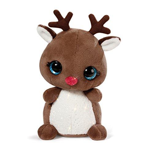 Nici 40303 Rentier NICIdoos 16cm Fröhliche Weihnachten Merry Xmas