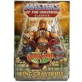 MotU Classics King Grayskull mit Orb Actionfigur