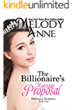 The Billionaire's Marriage Proposal: Billionaire Bachelors - Book Four (English Edition)