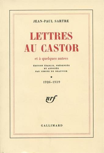 Lettres Au Castor Et Quelques Autres Tome 1 1926 1939 [Pdf/ePub] eBook