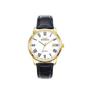 Reloj SANDOZ Acero PVD Gold Correa