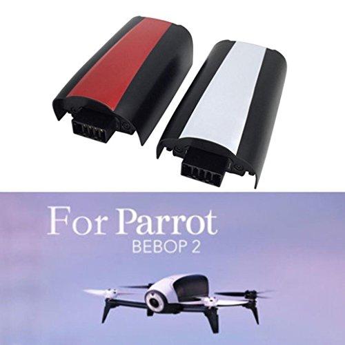 Batterie pour Drone,Batterie Lipo Rechargeable Haute capacité 3100mAh 11.1 v pour Parrot Bebop 2...