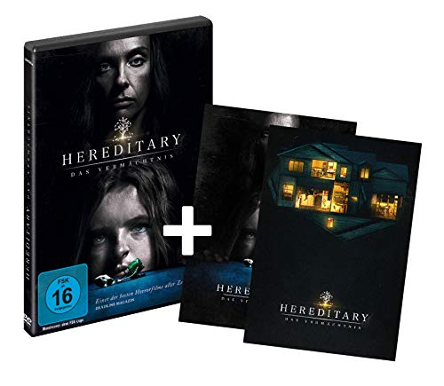 Hereditary - Das Vermächtnis - Inkl. Poster (exklusiv bei Amazon.de) [Limited Collector's Edition]