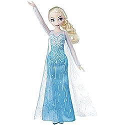 Disney Frozen-E0315 Muñeca Elsa, (Hasbro E0315ES2)
