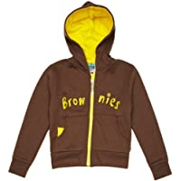 Brownie Hooded Girl