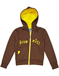 Brownie Hooded Girl's Sweatshirt