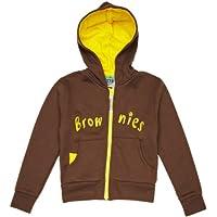 Brownie Hooded Girl's Sweatshirt