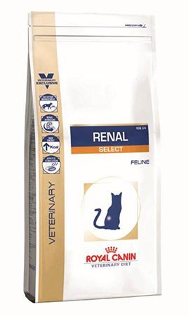 Royal Canin 1NU07406 Veterinary Diet Cat Renal Select Nourriture pour