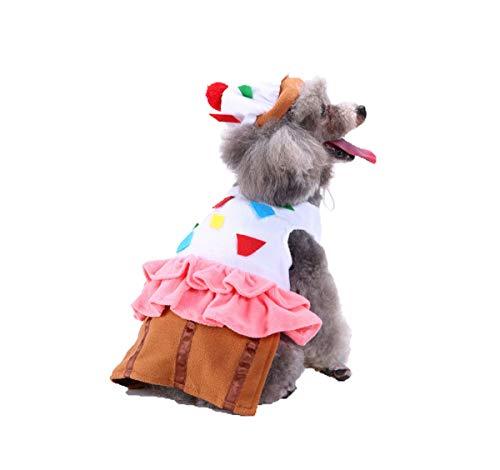 Meiqipetbaby® Hunde-Kostüm, für Halloween (Halloween-kostüme Für Kätzchen Uk)
