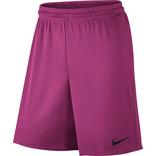Nike Herren Park II Knit Shorts mit Innenslip, vivid pink/black, L, 725903-616