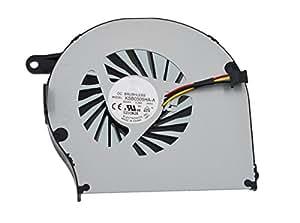 iParaAiluRy Nouveau processeur d'ordinateur portable ventilateur de refroidissement pour HP Pavilion G72 G72-227WM G72-G72-C55dx b66US Compaq Presario CQ72 KSB0505HA-A (9K62)