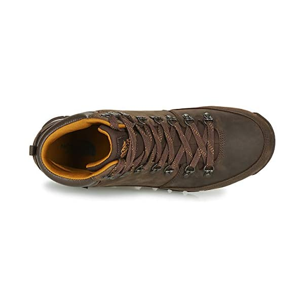 THE NORTH FACE Men's Back-to-Berkeley Redux Leather High Rise Hiking Boots 6