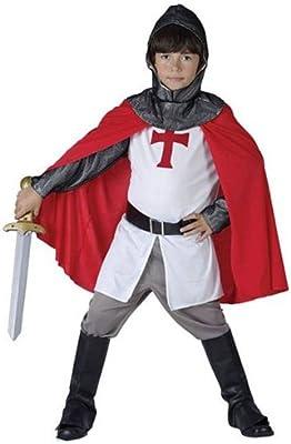 Crusader Boy - Niños Disfraz