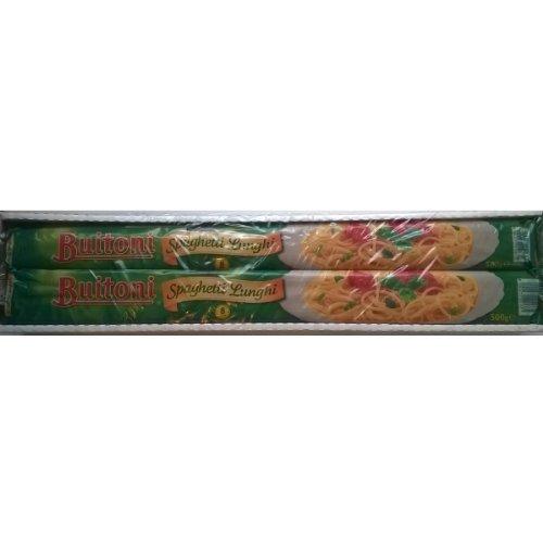 Buitoni Long Spaghetti - 6 x 500gm